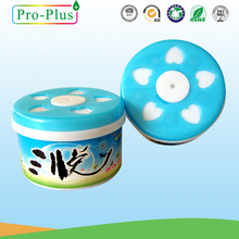 Buy wholesale direct from china private label best Car air freshener gel/Custom car air freshener for home