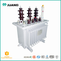 11kV 400V 25kVA overhead pole mounted oil immersed electrical transformer