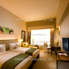 China style hotel wooden bedroom furniture for sale IDM-B022