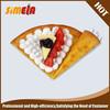Simela fake food of artificial crepes
