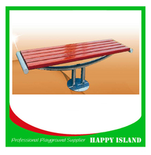 2015 Hot Selling Factory Directly Supply Old Wood Bench Cast Iron Bench Frame