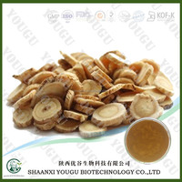 Herbal extract polysaccharides of astragalus mongholicus