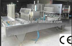 factory price customized full automatic yogurt cup sealer