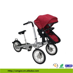 High Quality Innovation Baby Bicycle 3 wheel for mom and children