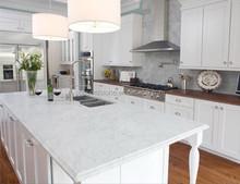 white sparkle quartz stone countertops