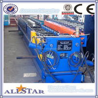 water downpipe / downspout making machine cold rolling forming machine bending supplier in china