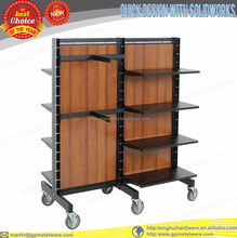 floor retail store furniture display for shoes