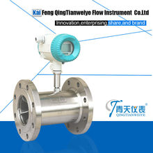 good performence digital explosion proof oil flowmeter for environmental