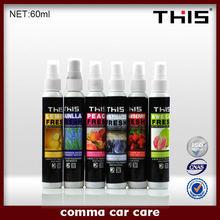 60ml Long lasting Car Air Freshener Smoke