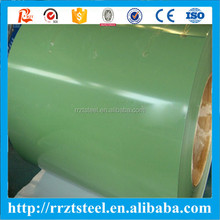painted steel roofing manufacturer of galvanise coil/ppgi