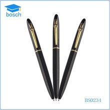 Made in china promotional slim thin ball Pen, fancy hot sales metal ball pen