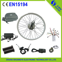 Shuangye CE Approval electric bike bicycle ebike motor kit with led display