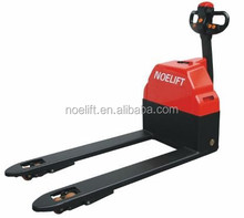 high lift hydraulic electric pallet truck with Replace manual