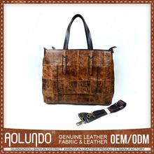 Credible Quality 2015 New Design Fashion Handbag Export