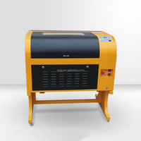 2015 Star product Factory direct sale best cost saving GY4060 400x600mm 50w CO2 second hand laser engraving machine
