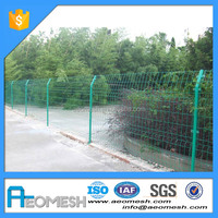 Made In Guangdong Top Sale Powder Coated Garden Used Metal Fence Spears