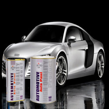 Wholesale Chinese made stable quality car paint with rock bottom price