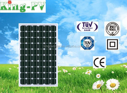 240w hot sale mono crystalline solar panel for solar system