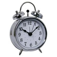 Home products discount wholesale metal desktop alarm clocks