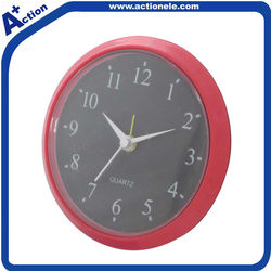 home decoration small table clock with magnet