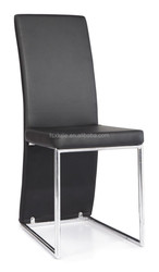 pu dining chair combo table and chair