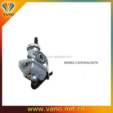 High quality carburetor assy motorcycle carburetor assy for CD70/JIALNG70 motorcycle