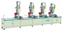 2015 hot sale aluminum curtain wall drill machines drilling machines with CE
