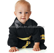 walson100% organic cottonbaby clothes made in china police costume halloween