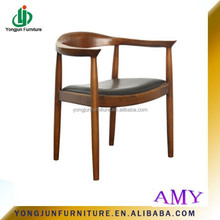 Hot sale High Quality wooden dining chair , John F Classic Kennedy Chair Hotel Chair, Antique French wooden design dining chair
