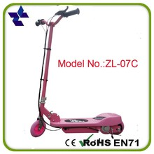 Easy-operation kids mini scooter