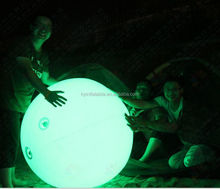 inflatable glow beach ball, inflatable giant beach ball, inflatable earth globe beach ball