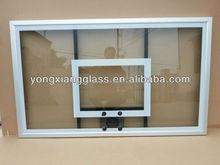 basketball equipment, tempered glass basketball backboards