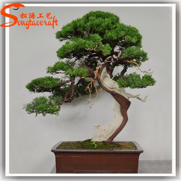 2015 guangzhou fournisseur en gros plastique artificielle - Bonsai arbre prix ...