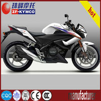 Super automatic 250cc racing motorcycles for sale ZF250