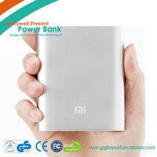 18650 battery holder dual usb emergency button xiaomi Power Bank for samsung s3 galaxy, mi power bank