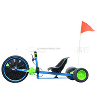 Big Wheel Drift bike children amusement karting car