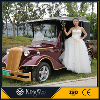 2015 Year New Designed Top Quality Electric Classic /Vintage Car For Star Hotel