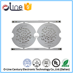 Top brand single layer 94v-0 Lead free Specialize in led metal pcb