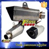 High Performance Motorcycle Muffler Exhaust for Honda MSX125