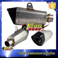 High Performance Motorcycle Muffler Exhaust for Honda MSX125