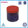 BSCI approved blue color wall plug plastic concrete anchor