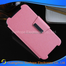 TPU pu leather wallet cell phone case for HTC Desire 526G+ for HTC Desire 326G cover skin