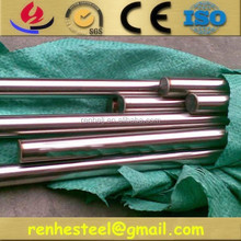 Black Finish 304 Stainless Steel Round Bar
