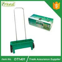 fertilizer spreader cart