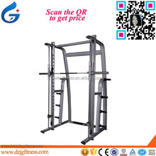 body stretching machine fitness Commercial Fitness Equipment /commercial Gym equipment smith Machine JG-1817