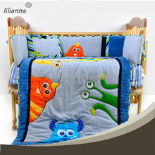 patchwork baby quilt cotton embroidery baby quilt new comforter stock