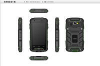 4'' IP68 android 4.4 outdoor waterproof smartphone DK20