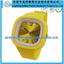 expedite silicon custom logo fashion watches 2012