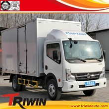 china exported discount price EURO 4 6-wheel drive 4x2 diesel engine 103KW 140hp 2 ton cargo lorry van