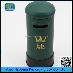 originality and lovely money tin box send lover messages